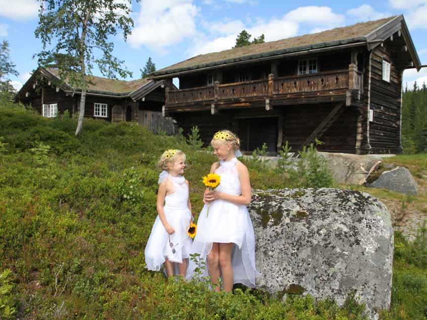 Norefjell bryllup